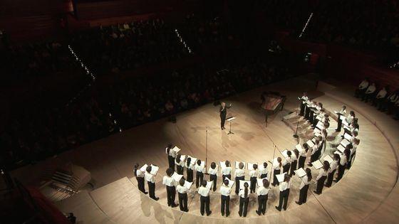 Concert anniversaire des 70 ans de la Maîtrise de Radio France : Mendelssohn, Britten, Fauré, Joubert...