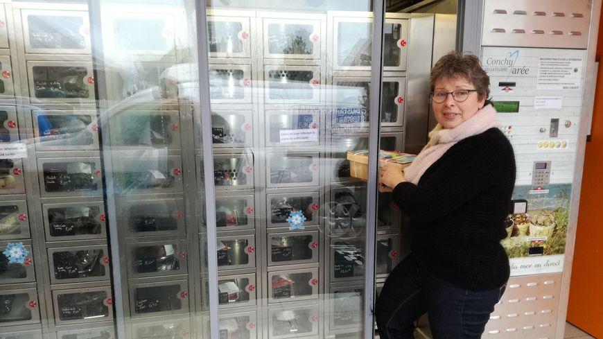 Un distributeur de fruits de mer vient d'être installé à Agneaux