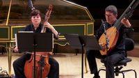 """Concert de l'ensemble baroque """"La rêveuse"""" : Marin Marais, Elisabeth Jacquet de la Guerre..."""