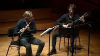 Mario Castelnuovo-Tedesco | Sonatine pour flûte et guitare par Berten D'Hollander et Nicolas Lestoquoy