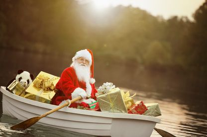 Gâter les enfants sans gâter la planète : Père Noël, à toi de jouer !