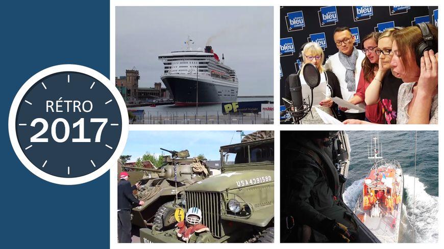 Les dix vidéos les plus vues de France Bleu Cotentin