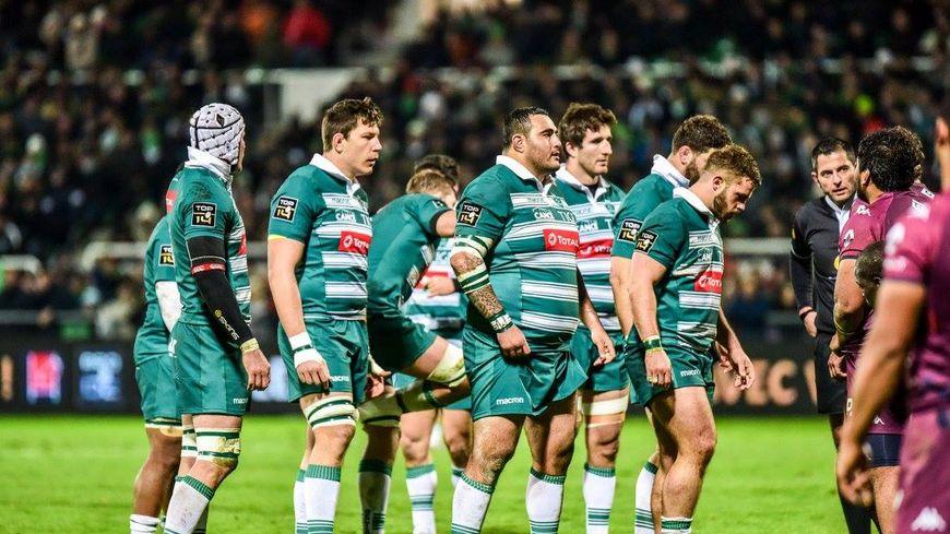 Challenge europ en j3 la section paloise peut mettre for Interieur sport rugby
