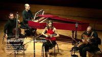 Roberto Valentini | Sonate en ré majeur op. 12 n° 6 - I. Adagio par Pizzicar Galante