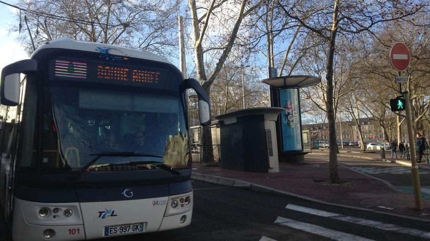 Les bus gratuits circuleront de 2h50 à 8h du matin dans la nuit du 31décembre au 1er janvier