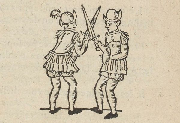Thoinot Arbeau, Orchésographie, 1589.