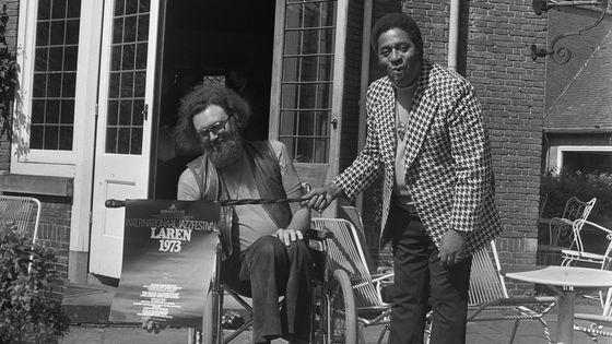 Dizzy Gillespie & Michel de Ruyter Laren