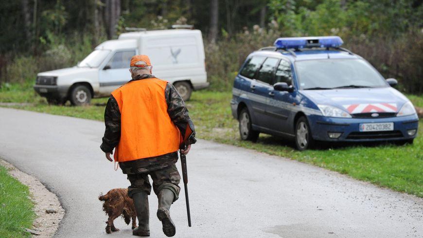 L'accident de chasse s'est produit sur la commune de Saint-Etienne-aux-Clos (photo d'illustration)