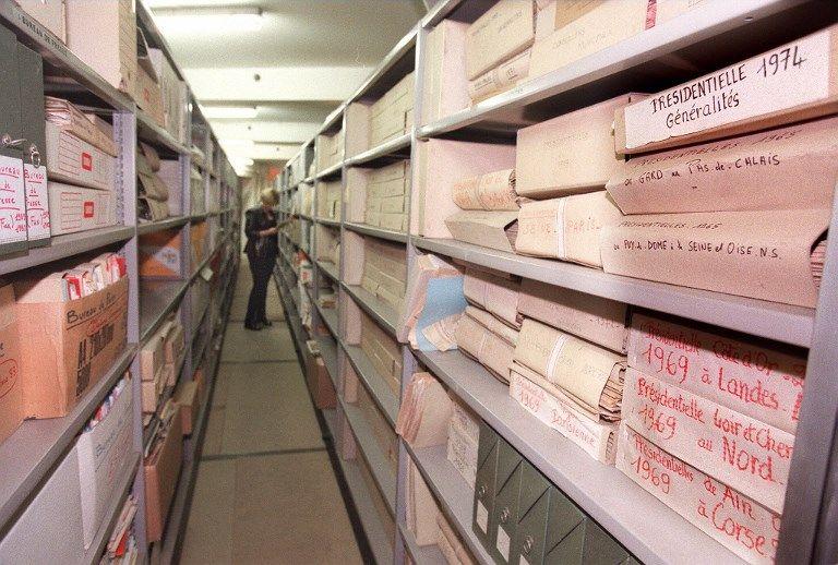 Archives du Parti communiste, Paris, 1998.