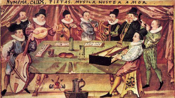 Collegium musicum (1590)