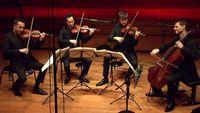 Le Quatuor Ebène joue Mozart, Beethoven et Ravel
