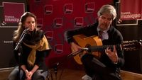 "Rocío Márquez et Miguel Angel Cortés interprètent la milonga ""El Año Del Cometa"""