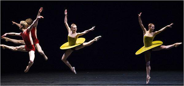 Le Ballet Kirov mené par William Forsythe au Centre Kennedy