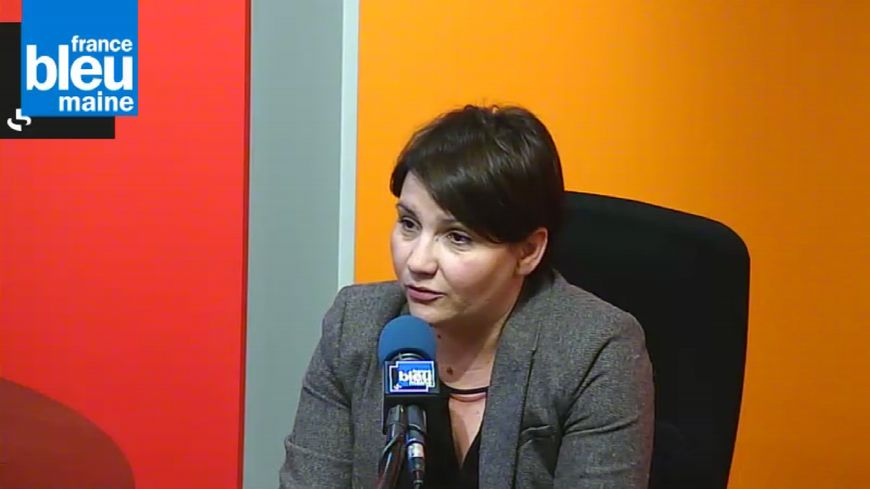 La conseillère régionale LR Anne Beauchef, référente du mouvement Force Républicaine en Sarthe