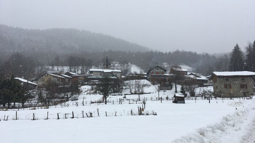 Champ-Laurent, 41 habitants, reste la plus petite commune des Pays de Savoie d'après le dernier recensement