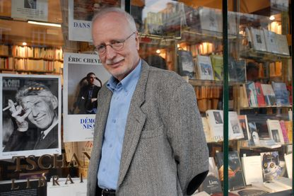 Michel Contat, chercheur, écrivain, cinéaste, critique littéraire et journaliste.