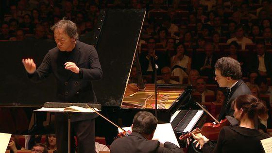 Myung-Whun Chung dirige Tchaïkovski et Rachmaninov avec le pianiste Evgenu Kissin