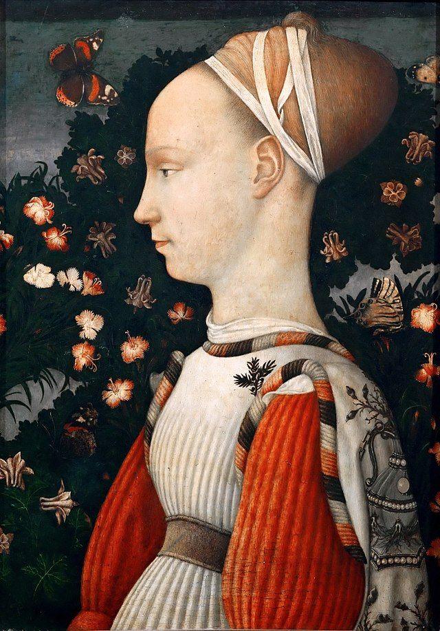 Portrait d'une princesse d'Este