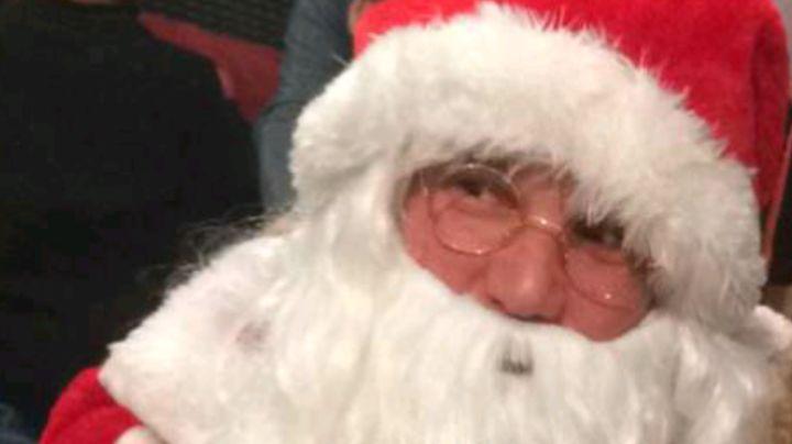Le père Noël palois