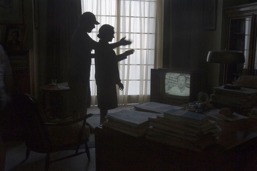 "Scène du film ""Munich"" de Steven Spielberg"