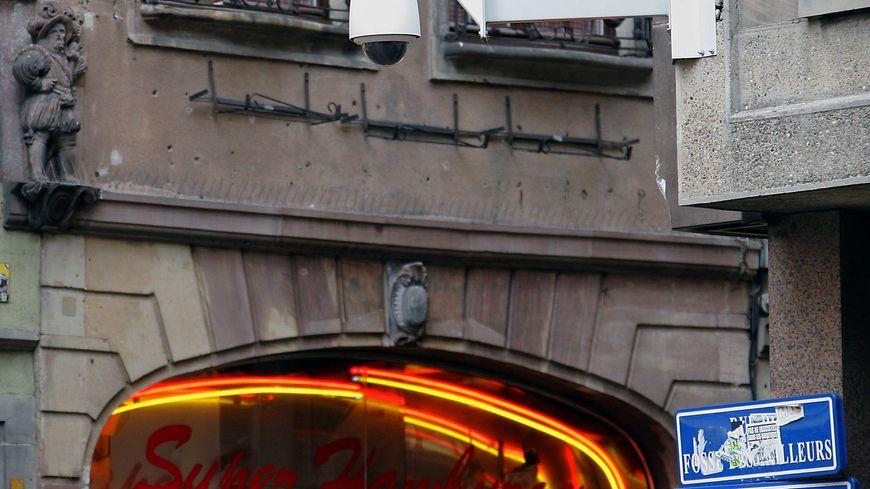 L'une des 400 caméras qui surveillent l'Eurometropole
