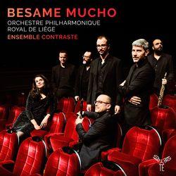 Album Besame Mucho de l'Ensemble Contraste