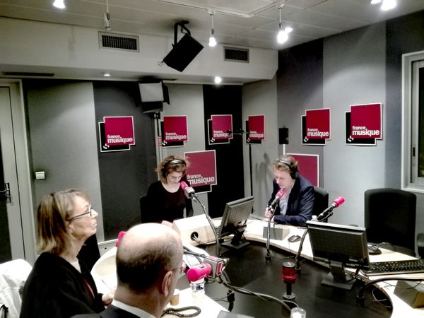 Les ministres Françoise Nyssen et Jean-Michel Blanquer