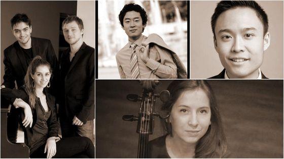 Trio Märchen©jeunes-talents - Ryutaro Suzuki ©ryutaro suzuki.com - Juliette Herlin©Suby Raman - Kevin Ahfat©kevinahfat.com