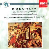 Ballade pour piano et orchestre op 50bis (Scènes de la forêt)