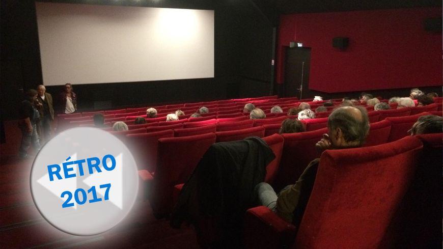 Le cinéma est équipé d'une salle de 118 places