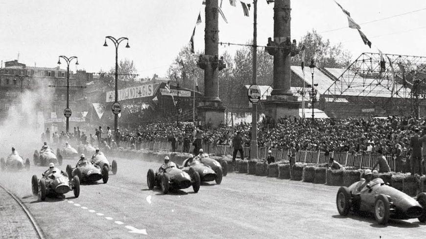 Un grand prix de F1 à Bordeaux autrefois