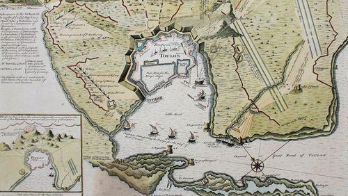 Fernand Braudel, l'historien de la longue durée (3/4) : Le siège de Toulon en 1707 ou la leçon du tracé du cercle (le monde) pour expliquer le point (Toulon)