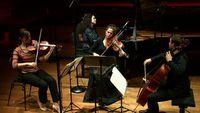Schumann | Quatuor pour piano et cordes (Sostenuto assai) par le Trio Karenine et Sarah Chenaf