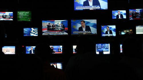 Épisode 1 : D'Athènes à Berlin, réformer l'audiovisuel public