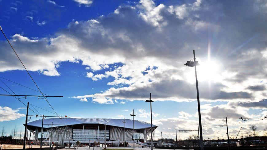 Le nouveau stade de Lyon, où l'OM joue ce dimanche