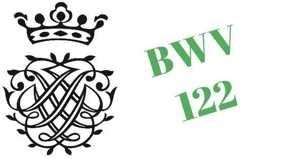 BWV 122