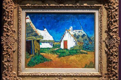 Arles par Vincent Van Gogh