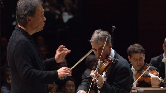 Gil Shaham interprète le Concerto pour violon n°1 en sol mineur de Max Bruch, avec l'Orchestre philharmonique de Radio France dirigé par Myung-Whun Chung.