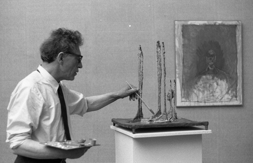 Alberto Giacometti à la 31e Biennale de Venise (1962)