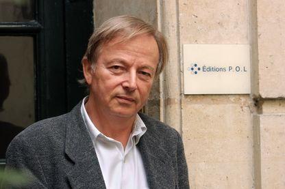 Le directeur et fondateur de la maison d'édition POL, le Français Paul Otchakovsky-Laurens