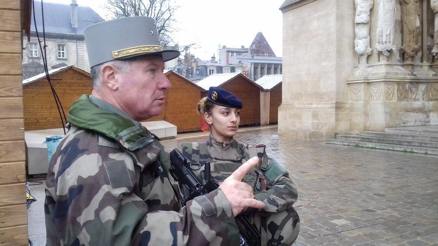 L'opération Sentinelle a été mise en place après les attentats de janvier 2015 en France.