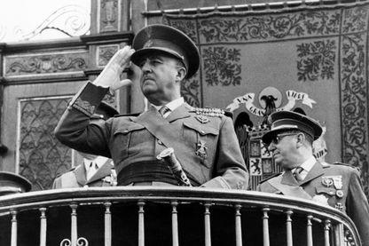 Franco dans les années 1960
