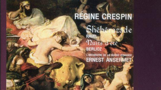 Régine Crespin WARNER CLASSICS