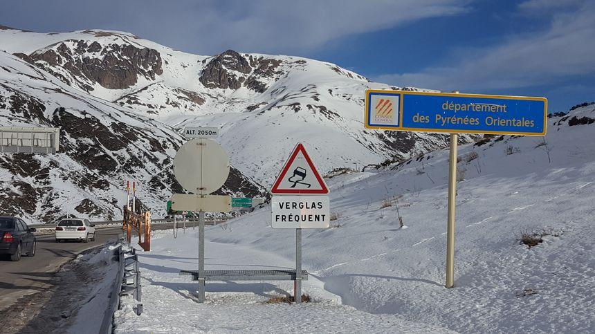 Le département des Pyrénées-Orientales est frontalier avec l'Andorre