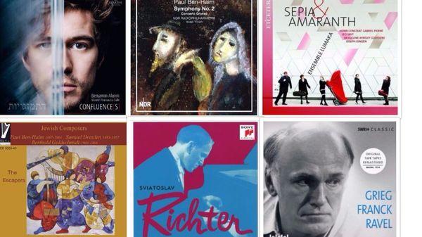 Actuailté du disque : Rachmaninov, Prokofiev, Ravel...