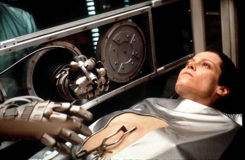 Alien Resurrection (1997) directed by Jean-Pierre Jeunet