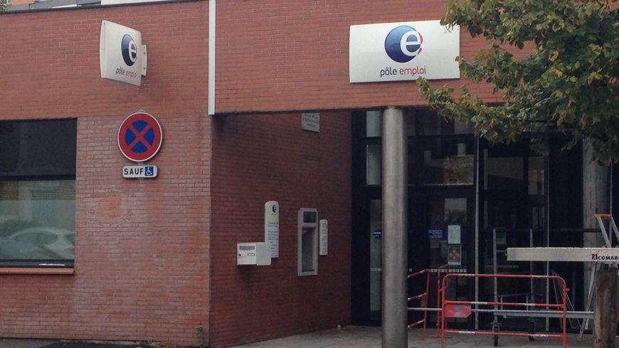 Agence Pôle Emploi du boulevard Lavoisier à Clermont-Ferrand