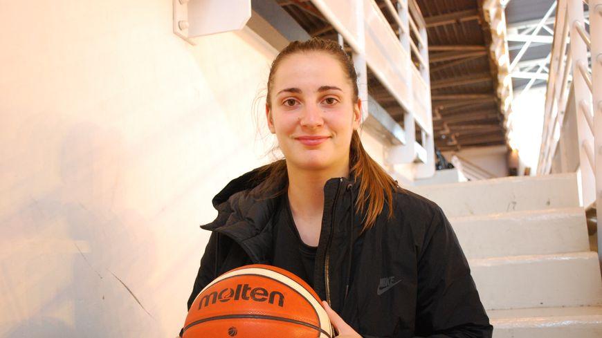 Blessée en fin d'année, Lisa Berkani compte bien revenir d'attaque en 2018