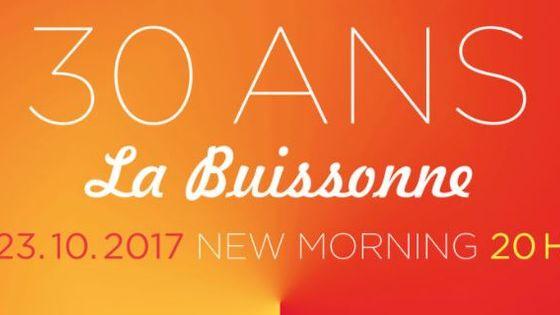 Les 30 ans du label La Buissonne