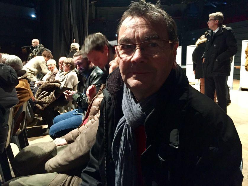 Christophe, militant LR depuis de nombreuses années.